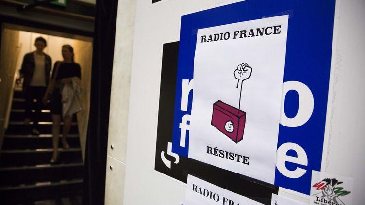 Mardi, quatre syndicats avaient appelé à l'arrêt du mouvement, seule la CGT réclamant la poursuite de la grève. (MAXPPP)