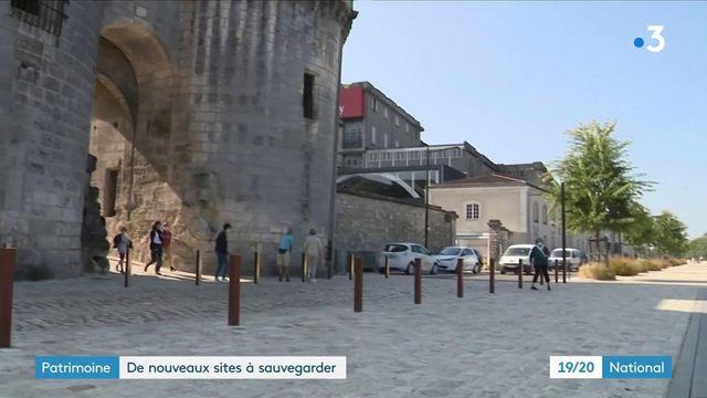 Patrimoine : de nouveaux sites à sauvegarder partout en France