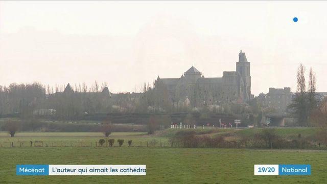 Patrimoine : l'écrivain gallois Ken Follett offre 148 000 euros pour restaurer la cathédrale de Dol-de-Bretagne