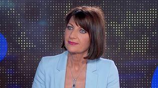 Me Sylvie Noachovitch. (FRANCEINFO)
