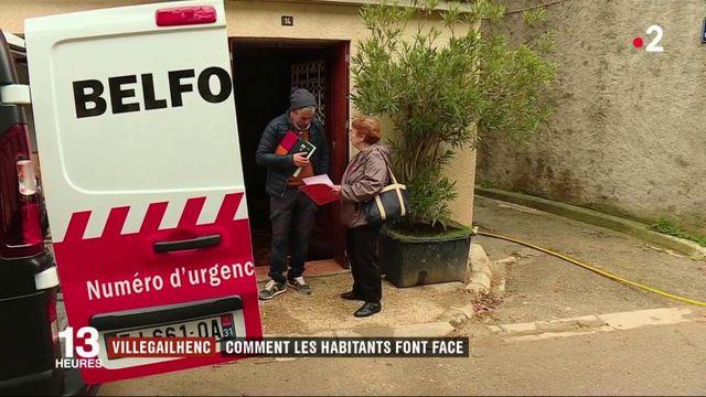 Inondations dans l'Aude : comment les habitants font face