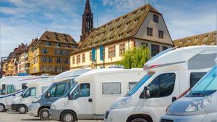 Camping car comment les stationner (FRANCE 2)