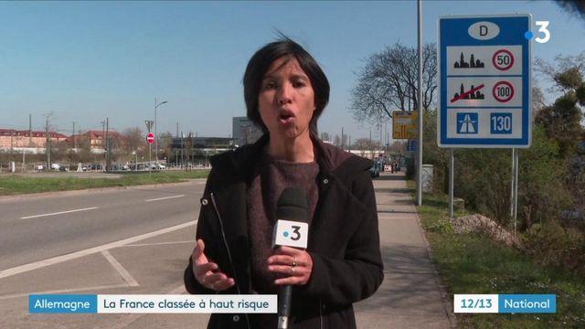 Covid-19 : l'Allemagne compte encore durcir ses contrôles aux frontières avec la France