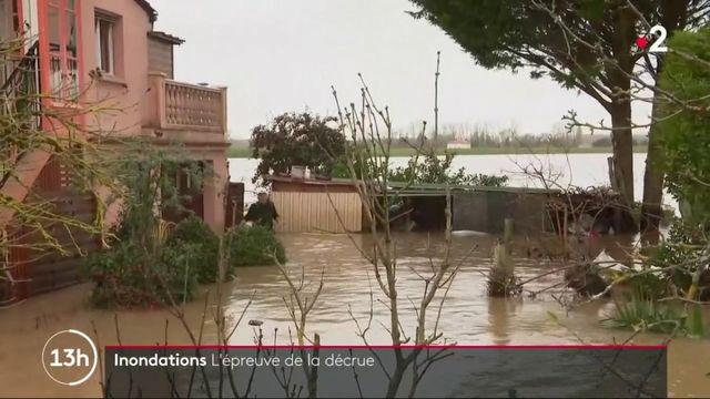 Inondations : Marmande face à une crue historique de la Garonne