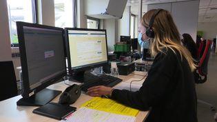 Les plateformes téléphoniique de tcontact tracing mis en place par la Sécurité Sociale pour lutter contre le virus (FRANCE 3)