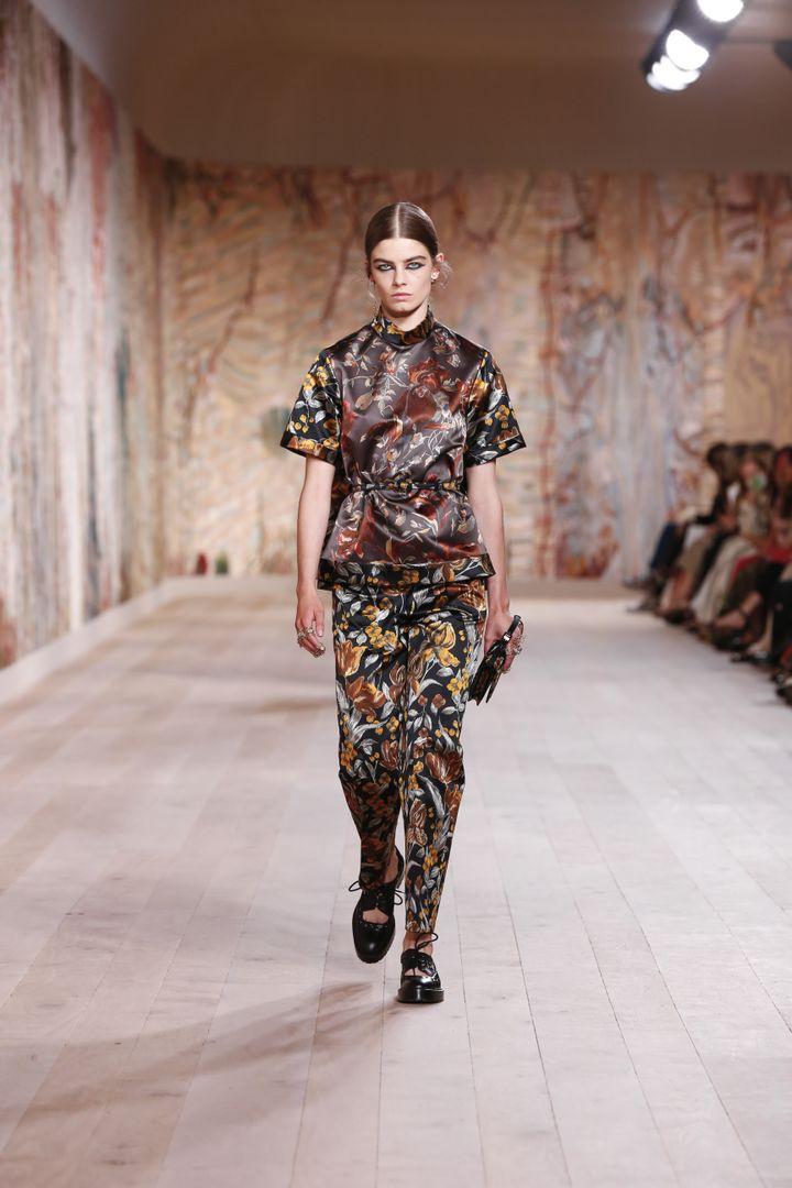 Dior haute couture automne-hiver 2021-22 à Paris, le 5 juillet 2021 (LUDWIG BONNET-JAVA)