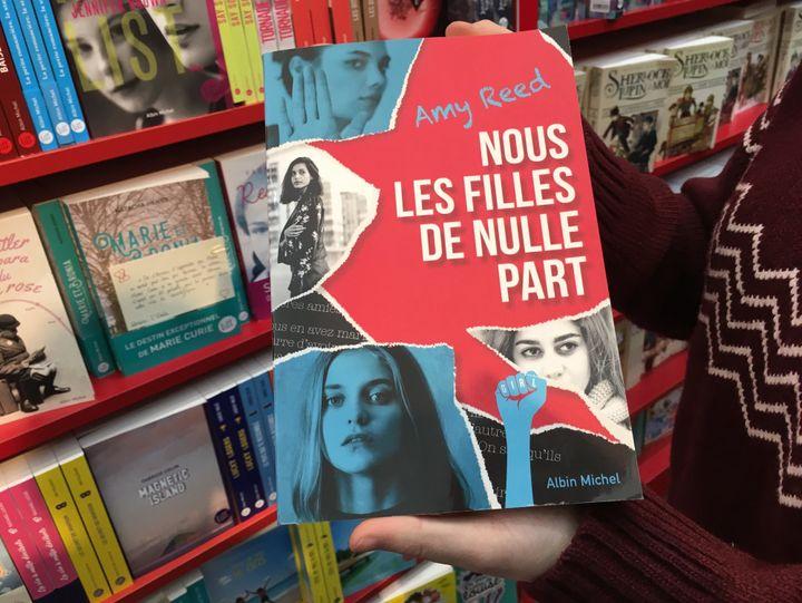"""Couverture de """"Nous les filles de nulle part"""", Amy Reed (Albin Michel)  (Laurence Houot / Culturebox)"""