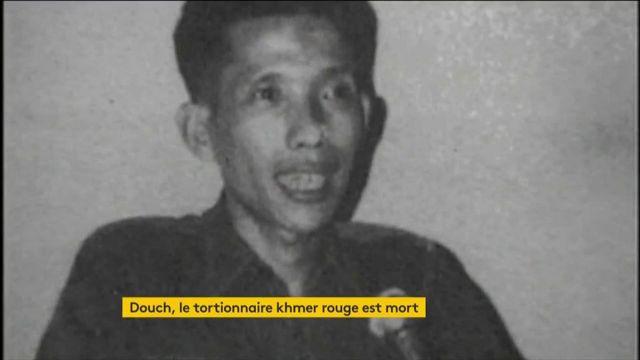 Douch, le tortionnaire khmer rouge, est mort