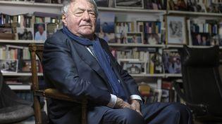 Claude Lanzmann, le réalisateur de 'Shoah', s'est éteint à l'âge de 92 ans. (JOEL SAGET / AFP)