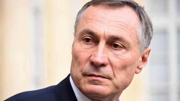 Jean-Marie Bockel, sénateur centriste, à l'Elysée le 28 juin 2016. (BERTRAND GUAY / AFP)