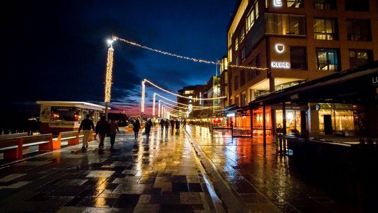 La ville d'Oslo (Norvège), le 30 décembre 2016. (GETTY IMAGES)