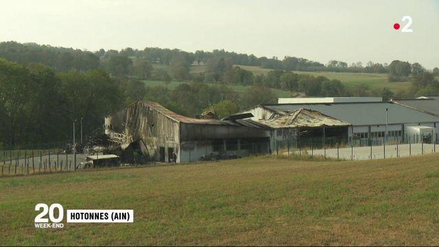 Abattoir incendié dans l'Ain : la filière de plus en plus inquiète