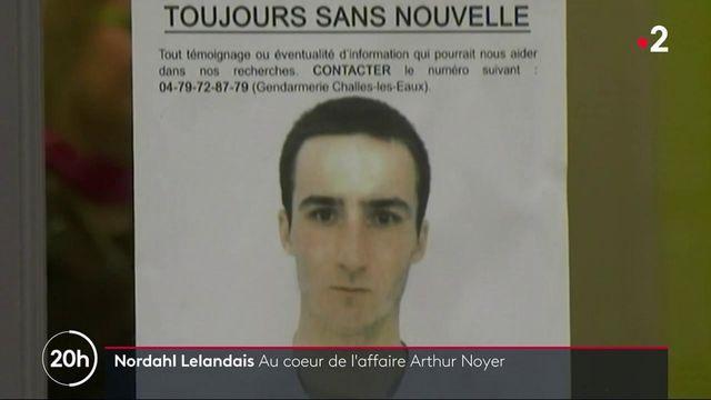 Nordahl Lelandais : au coeur de l'affaire Arthur Noyer