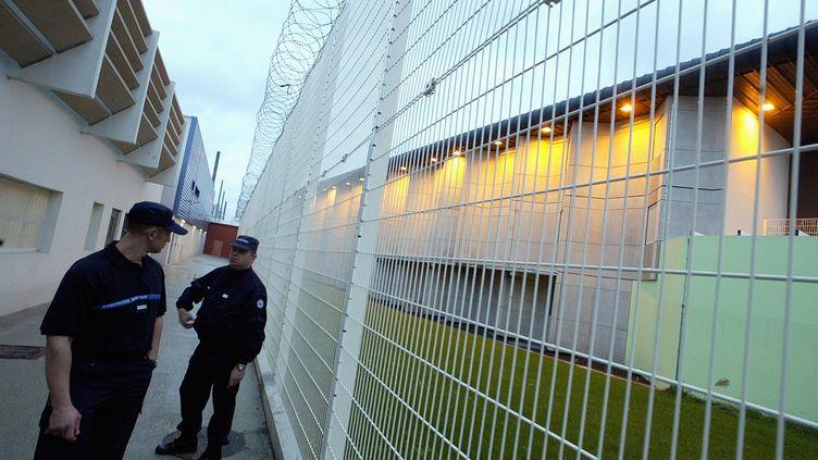 01/12/2005 - vue de la prison de Sequedin(Nord) (MAXPPP)