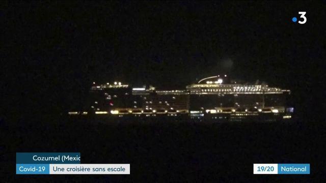 Covid-19 : la psychose rend les bateaux de croisière indésirables
