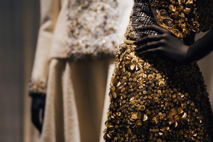 """Exposition """"Mademoiselle Privé"""" de Chanel à Shanghai : la haute couture, avril 2019 (ALIX MARNAT)"""
