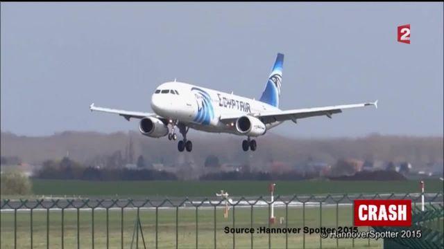 Crash de l'A320 : ce que l'on sait de l'équipage et de la compagnie