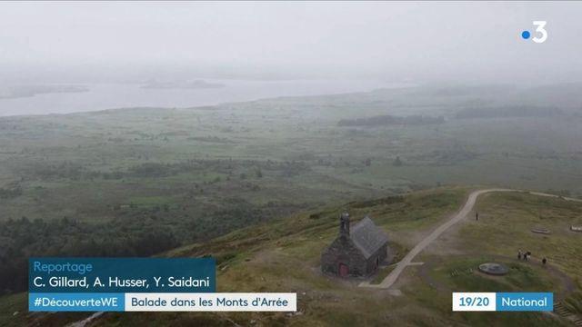 Bretagne : zoom sur les Monts d'Arrée