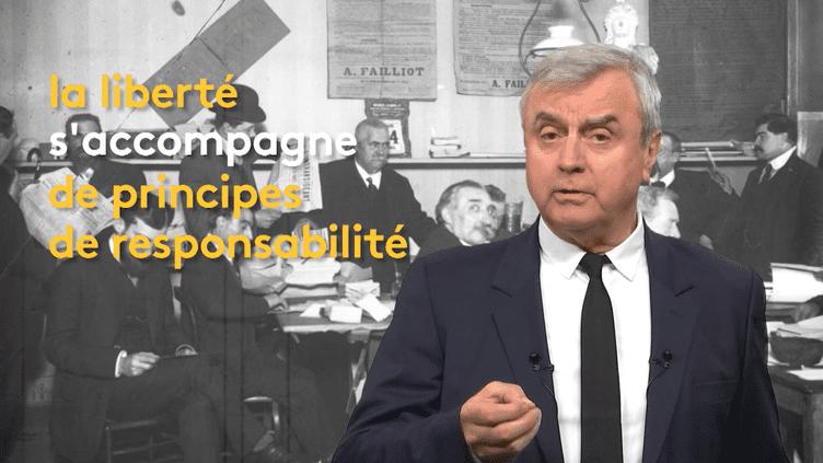 Qu'est-ce que la liberté de la presse? (retour vers le futur de l'info)