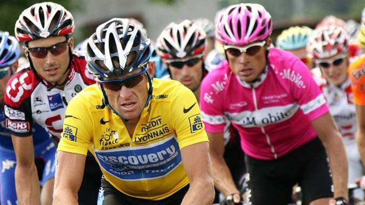 Au temps où Jan Ullrich était dans le sillage d'Armstrong
