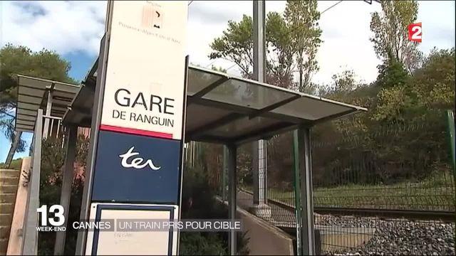 Cannes : des adolescents agressent les passagers d'un TER