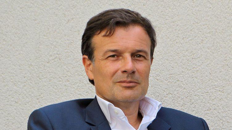 Olivier Mantei, directeur de l'Opéra comique depuis juin 2015.  (Stefan Brion pour l'Opéra comique)