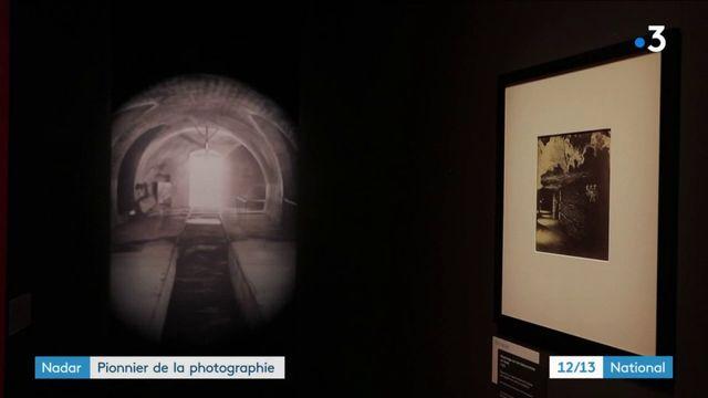 Exposition : Nadar, pionnier de la photographie