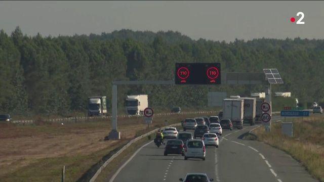 Autoroutes : vers une limitation à 110 km/h ?