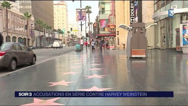 Affaire Harvey Weinstein : séisme à Hollywood