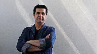 Le réalisateuriranien Jafar Panahi, le 30 août 2010 à Téhéran (Iran). (ATTA KENARE / AFP)