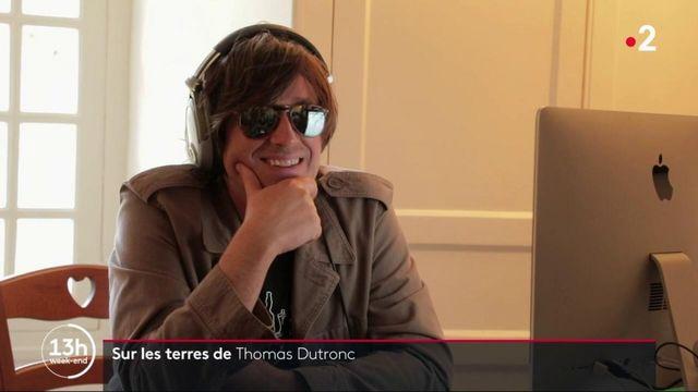 Thomas Dutronc dévoile son refuge en Bourgogne