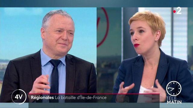 Le projet de loi stigmatisme «évidemment» les musulmans, selon Clémentine Autain (LFI)