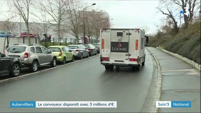 Seine-Saint-Denis : un convoyeur de fonds disparait avec 60 sacs de billets