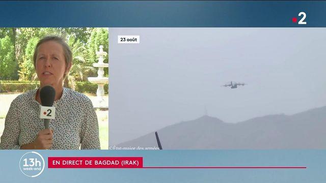 Afghanistan : la France met fin à ses opérations d'évacuations, d'autres pistes à l'étude