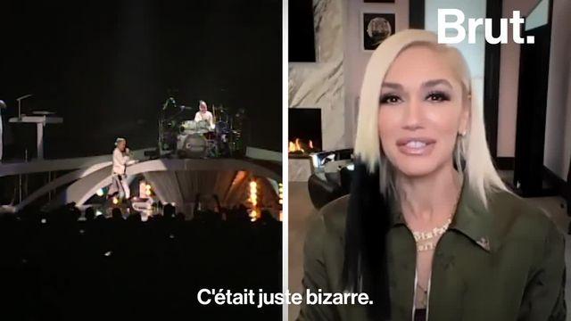 "Gwen Stefani a co-écrit ""Hollaback girl"" avec Pharrell Williams."