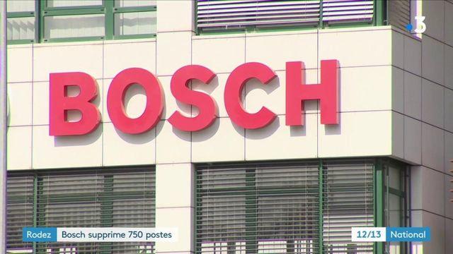 Industrie : Bosch supprime 750 emplois dans l'Aveyron