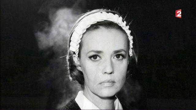 Disparition de Jeanne Moreau : beaucoup d'émotion dans son quartier