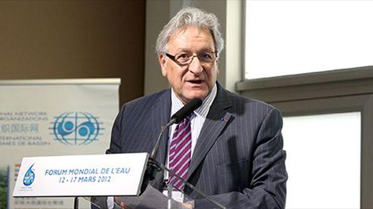 Jean-François Donzier, Directeur Général de l'Office international de l'eau. (OIE/Office International de l'Eau)