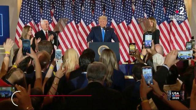 Présidentielle américaine : le camp Trump se divise-t-il ?