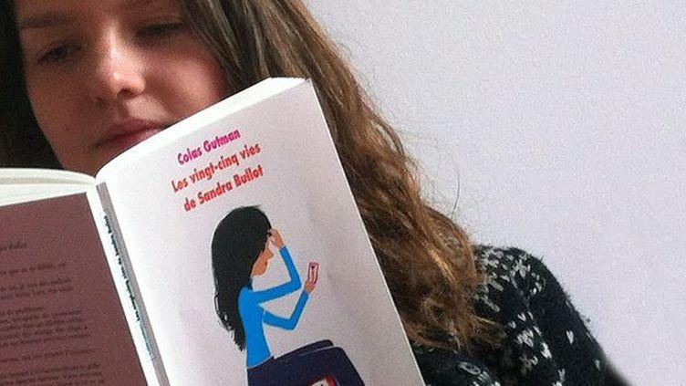 Les vingt-cinq vies de Sandra Bullot, Colas Gutman  (Laurence Houot/Culturebox)