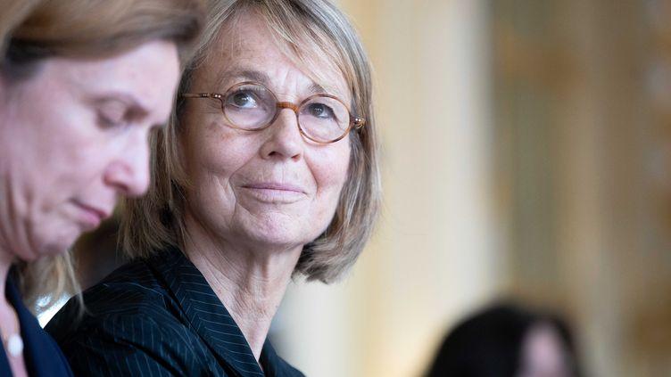 L'enquête porte sur l'agrandissement des locaux parisiens d'Actes Sud, lorsque l'actuelle ministre de la Culture, Françoise Nyssen, était présidente de la maison d'édition. (CHRISTOPHE MORIN / MAXPPP)