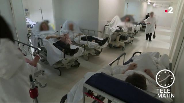 Hôpital : les urgences les plus saturées classées
