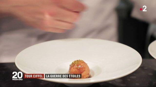 Gastronomie : Frédéric Anton reprend les commandes du restaurant de la Tour Eiffel