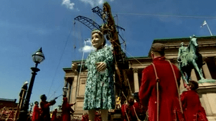 """""""Grand Ma"""" à Liverpool  (France3/culturebox)"""
