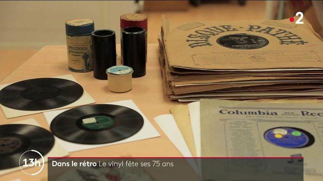 Musique : le 33 tours fête ses 75 ans