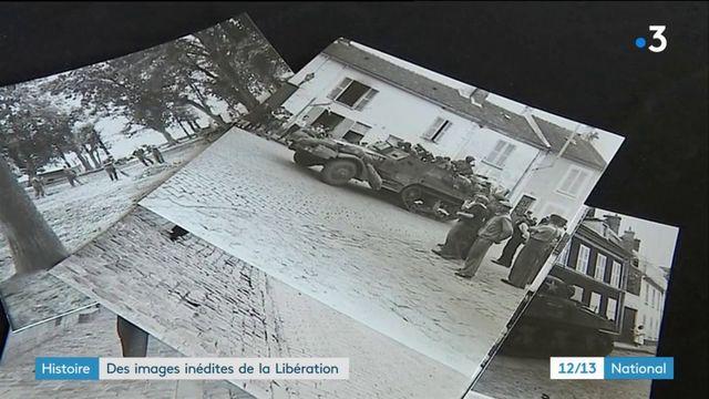 Des images inédites de la Libération révélées sur les réseaux sociaux