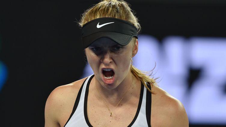 Elina Svitolina (PAUL CROCK / AFP)