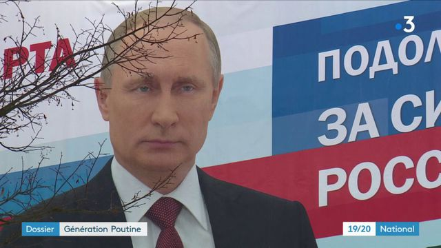 Russie : les jeunes de la génération Poutine