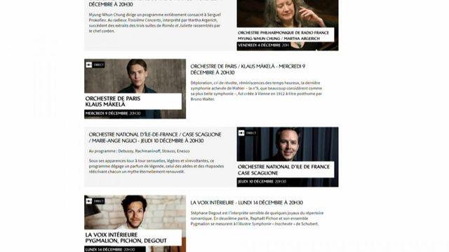 La Philharmonie propose des concerts en live