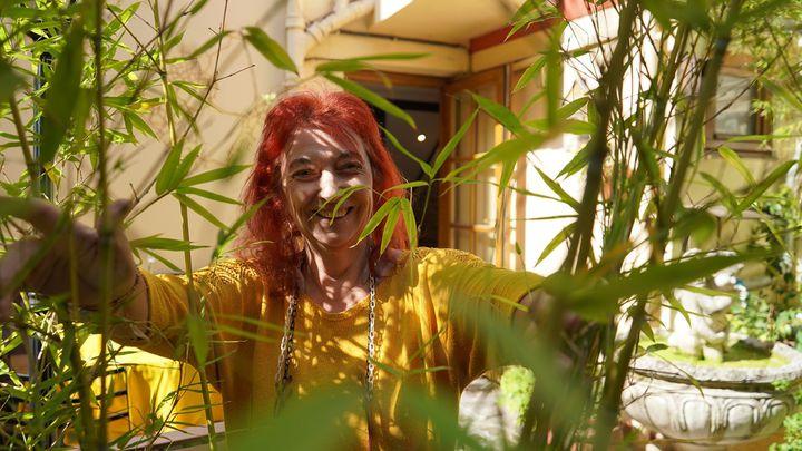 La directrice de théâtres Fabienne Govaerts. (Copyright Agnieszka Lodzia-Brodzki)